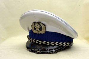 کلاه پلیس افغانستان