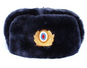 کلاه پلیس روسیه