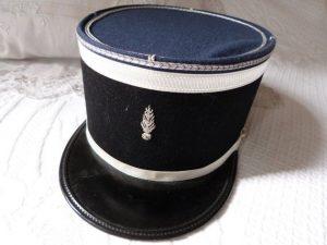 کلاه پلیس فرانسه